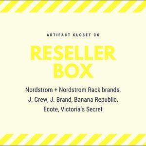 Safe Inventory Retail Arbitrage Seller Mystery Box